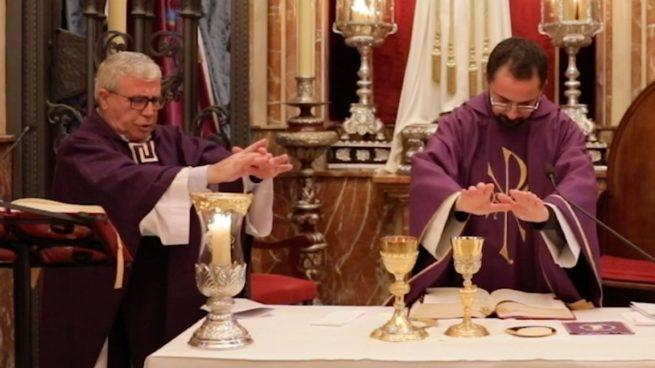 Volverán a celebrarse misas en Andalucía a partir del domingo
