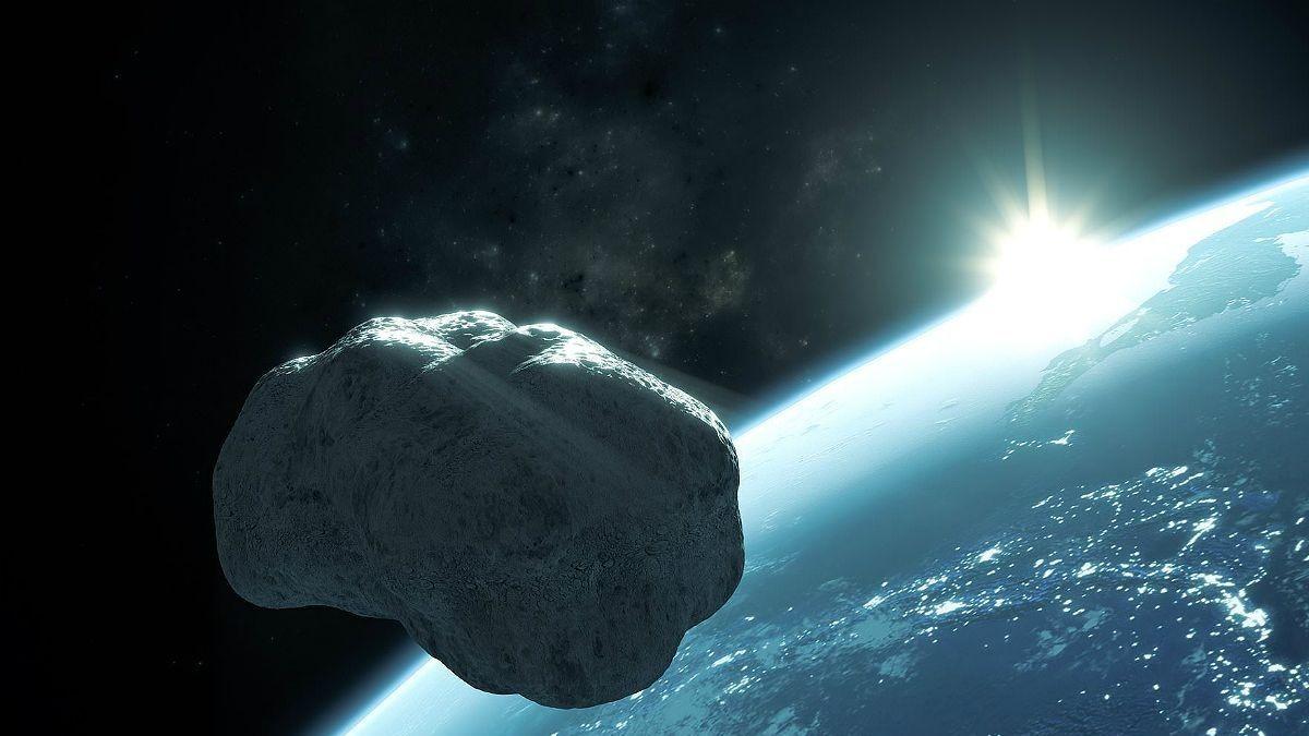 La amenaza de un asteroide potencialmente peligroso pone en alerta la NASA este sábado