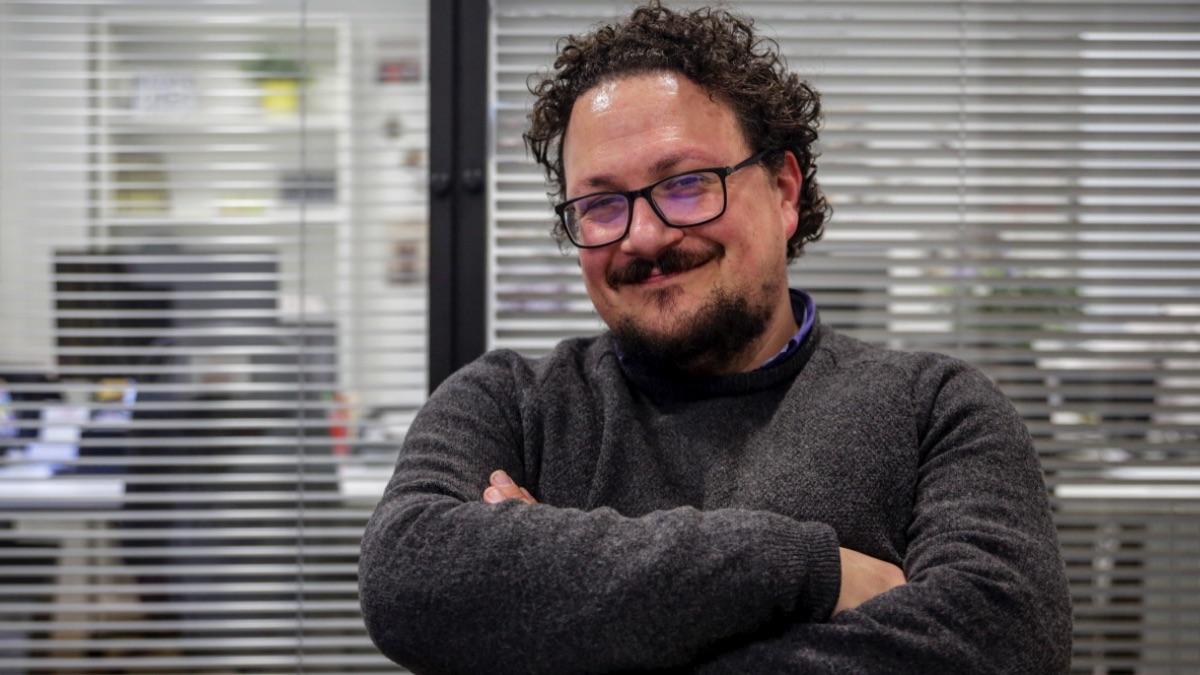 El diputado de Unidas Podemos en la Asamblea de Madrid Jacinto Tito Morano. (Foto: EP)