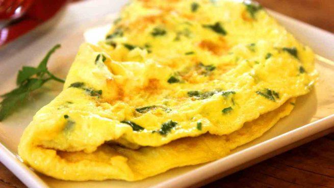 Tortilla original de cáscara de pepinos