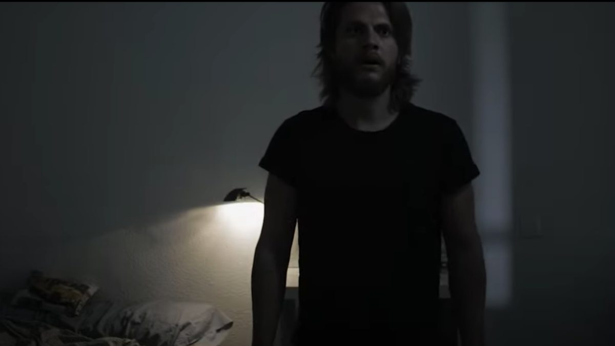 Jaime Olías en 'Reverso'
