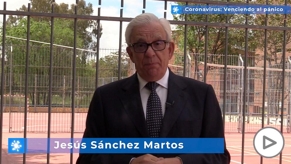 Jesús Sánchez Martos: Consejos para hacer deporte con seguridad