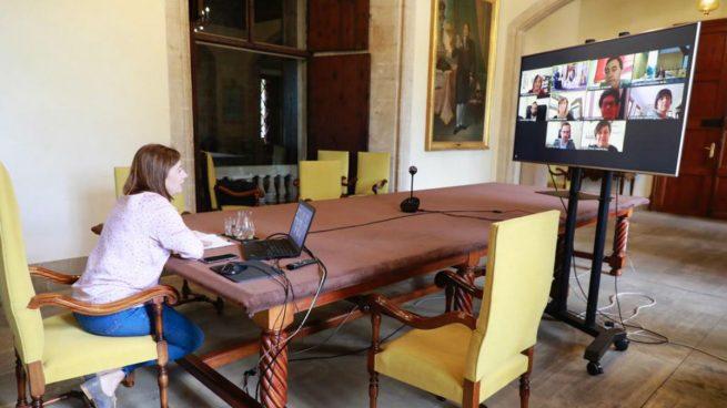 francina armengol Mallorca restauración