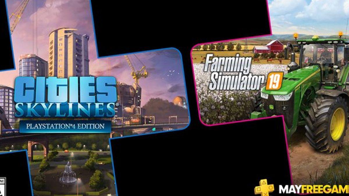 Estos son los juegos gratuitos de PS Plus para ps4 en mayo de de 2020