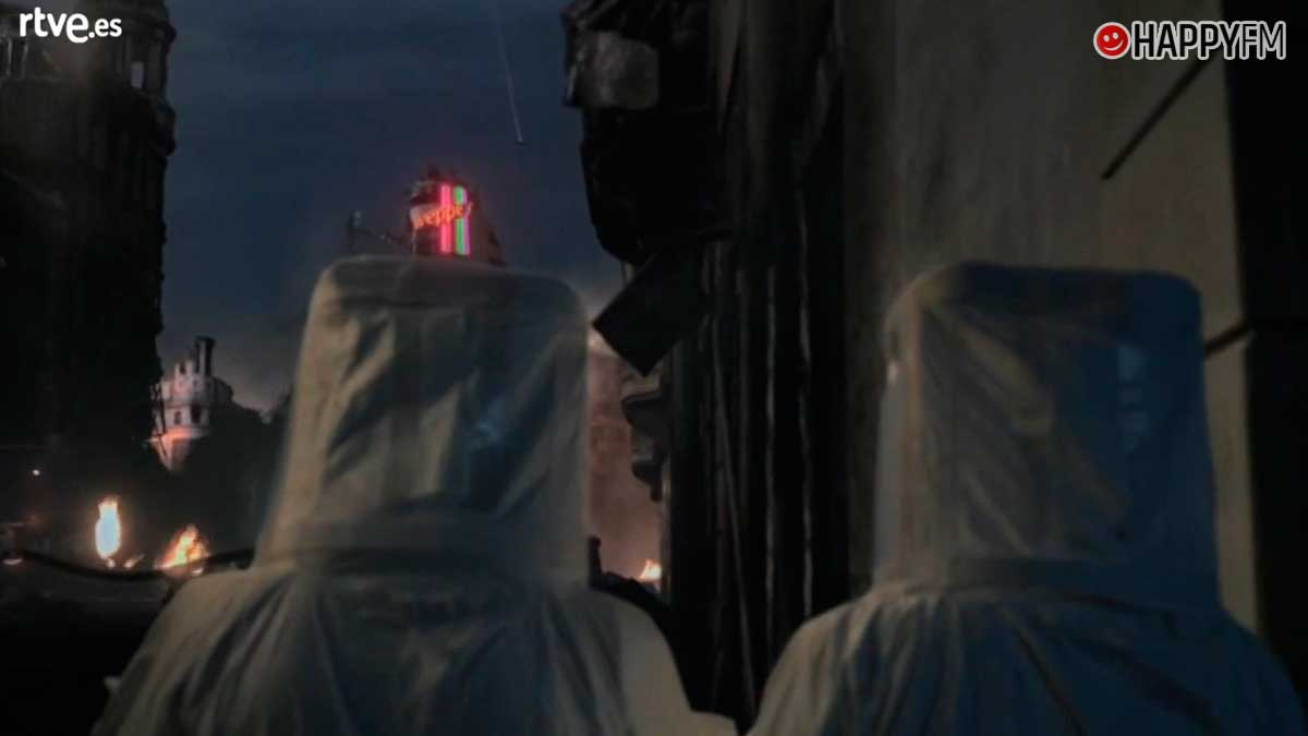 El Ministerio del Tiempo ya predijo la crisis del coronavirus en España