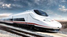 Tren AVE de Talgo, Avril (Europa Press).