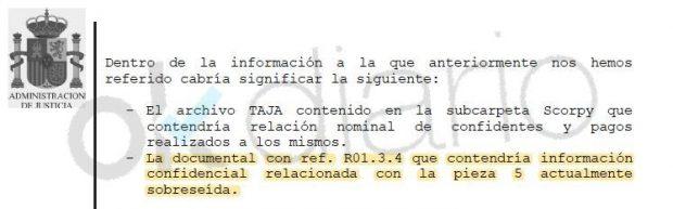 El juez del caso Villarejo abre una pieza secreta sobre Corinna y la investigación del fiscal de Ginebra