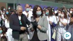 Cierra el hospital milagro de Ifema en Madrid tras curar al 99 % de sus pacientes.