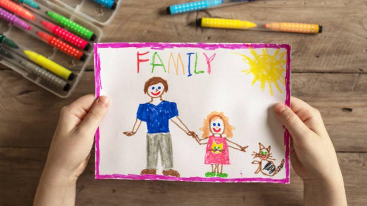 Descubre distintas manualidades que podemos hacer con los niños para celebrar el Día Internacional de la Familia
