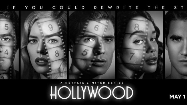 Hollywood': Así es la nueva serie que estrena Netflix