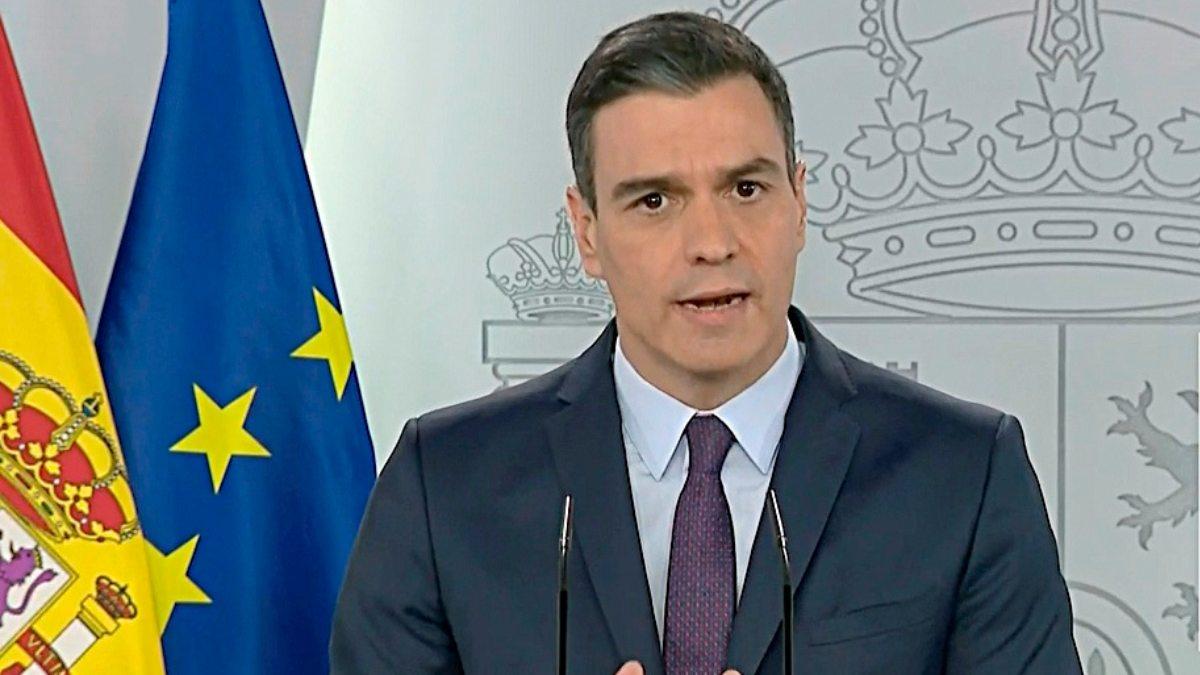 El presidente del Gobierno, Pedro Sánchez. Foto: EFE