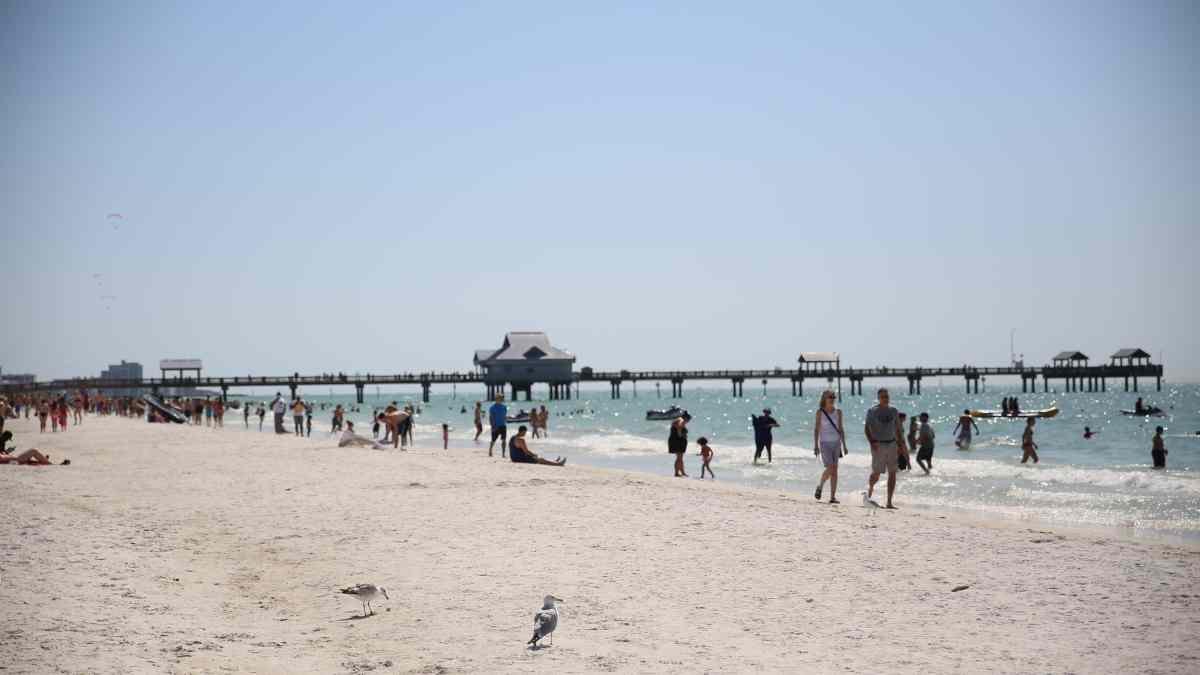 Adaptación de las playas, superar el coronavirus