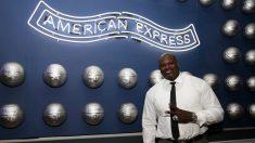 Shaquille O'Neal, en un acto de American Express. (Getty)
