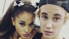 Ariana Grande y Justin Bieber