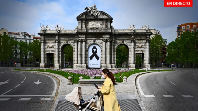 Coronavirus en España: Número de muertos y contagiados hoy, en directo | Última hora de las fases 1 y 2 de desescalada