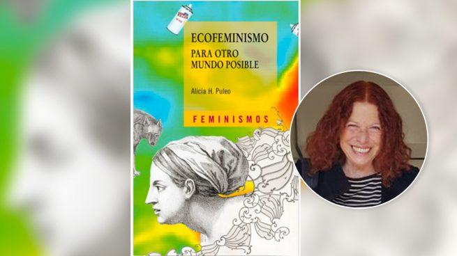 Igualdad recomienda un libro de la autora que defiende que la masculinidad perjudica a la naturaleza