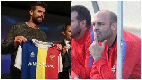 Gabri reconoce que Piqué le «decepcionó profesionalmente».
