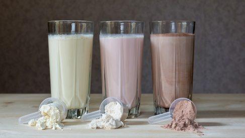 Los batidos de proteínas son un excelente complemento a tu alimentación