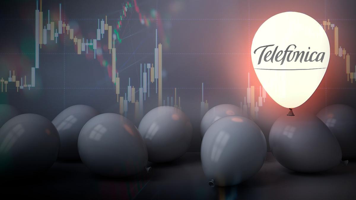 Los inversores celebran la gran operación de Telefónica y le dan un potencial alcista del 17%
