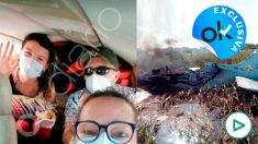 Los españoles fallecidos en el accidente de avión en Bolivia.