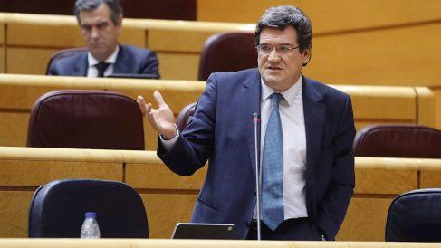 El ministro de Inclusión y Seguridad Social, José Luis Escrivá.