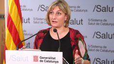 La consejera de Salud de la Generalitat de Cataluña, Alba Vergés. (Foto: Europa Press)