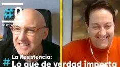 David Brocano entrevista por videollamda a Julio Maldonado 'Maldini' y Antonio Daimiel