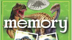 Descubre el juego «Memory» y su edición centrada en los dinosaurios