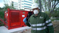 Fernando Carrasco, de Mantenimiento y Planificación de Red de i-DE @Iberdrola