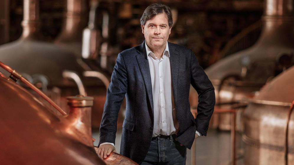 Ignacio Rivera, CEO de Hijos de Rivera.