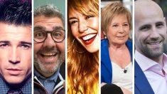 El casting de 'MasterChef Celebrity 5'