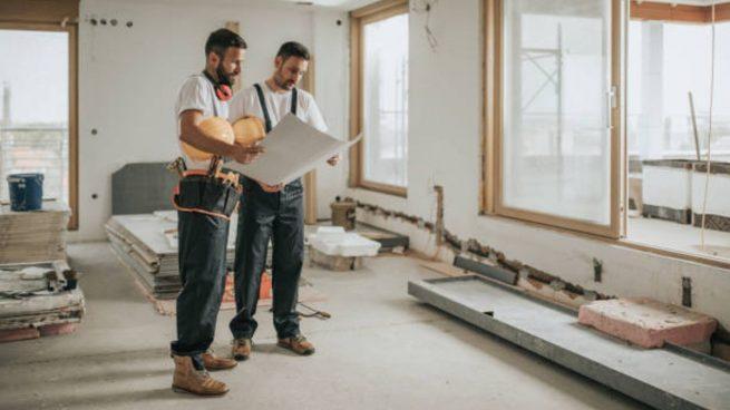 El Gobierno permite desde este lunes, tras una nueva rectificación, los trabajos de reforma en viviendas