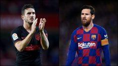 Atlético y Barcelona hicieron un ERTE.
