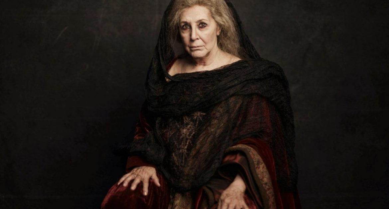 Concha Velasco como Hécuba
