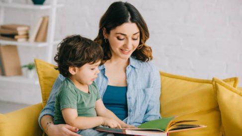 Todos los consejos para poder leer libros a los niños en voz alta