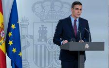 Pedro Sánchez no se baja el sueldo pese a los estragos de la economía