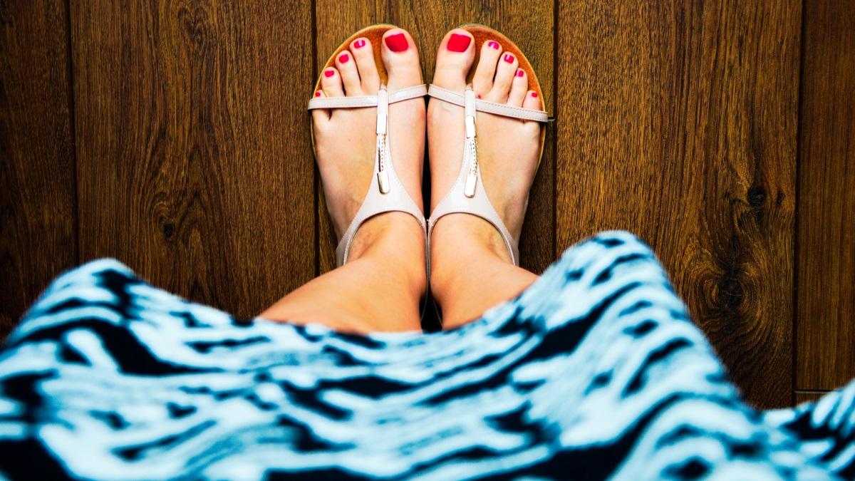 El verano es la época del año en la que más lucimos los pies