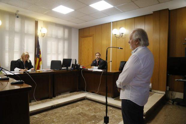 El 'rey de las discotecas mallorquinas' fue acusado de homicidio y de otros 15 delitos
