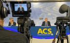 ACS presentará sus resultados trimestrales avalados por importantes contratos internacionales
