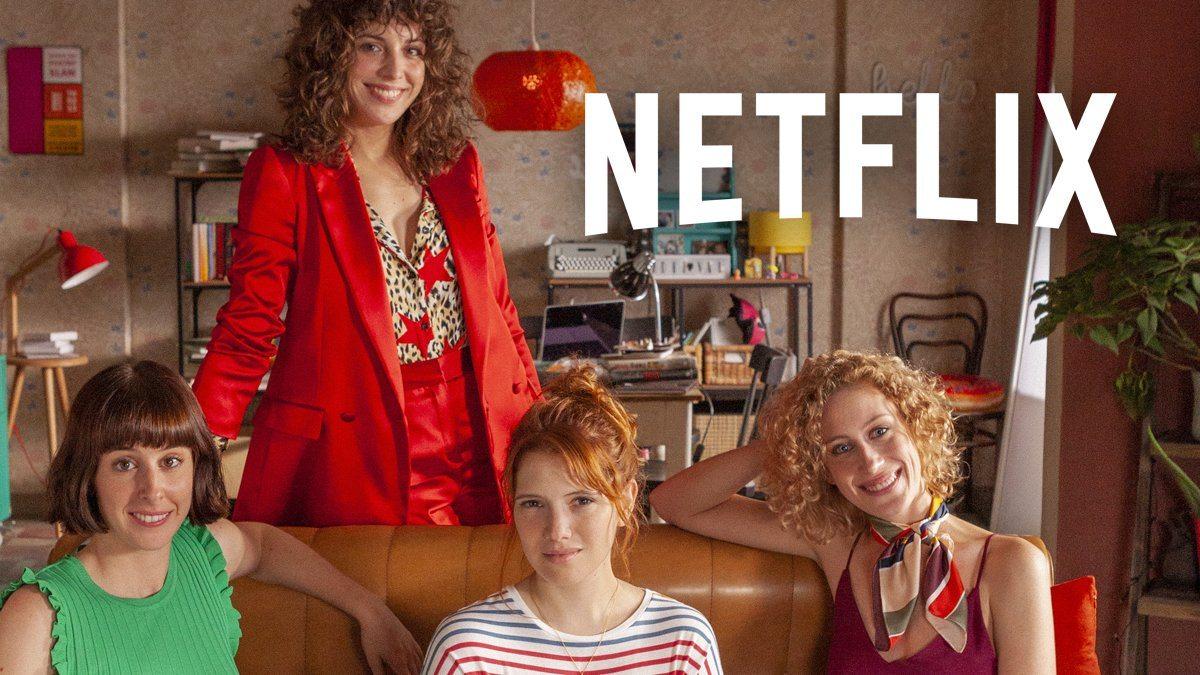 'Valeria' estreno en Netflix