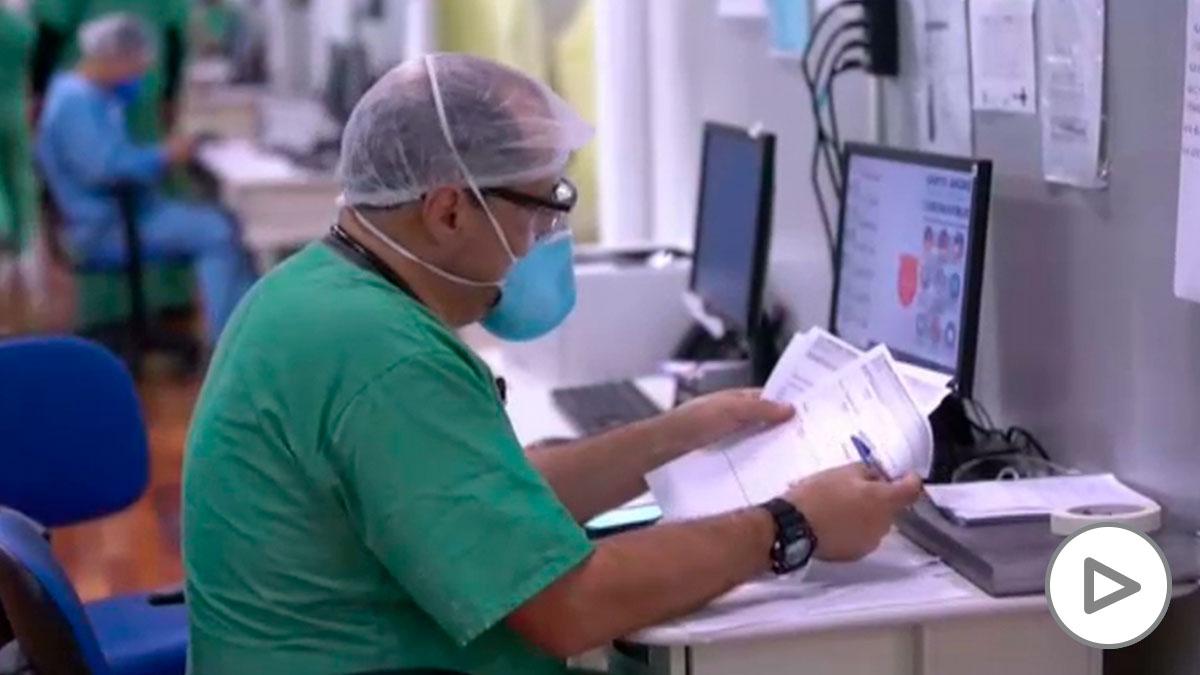 Sanitarios brasileños