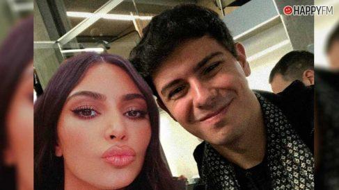 Kim Kardashian convierte en viral a Alfred García de 'OT 2017′ y la red se llena de memes
