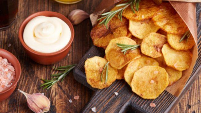 Patatas fritas crujientes: disfruta de esta receta hecha por ti