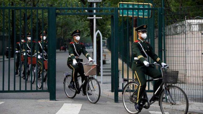 distancia de seguridad en bicicleta