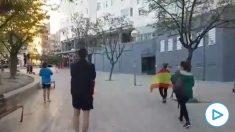 Protestas de vecinos de Alicante contra el Gobierno de Pedro Sánchez por su nefasta gestión del coronavirus.