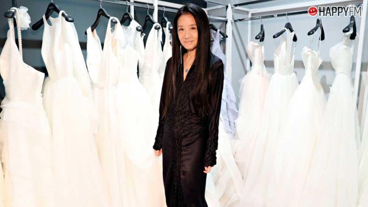 Vera Wang, La diseñadora de Kim Kardashian y Michelle Obama, se vuelve viral por sus abdominales
