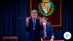 El alcalde de Badalona, Xavier García Albiol. Foto: EP