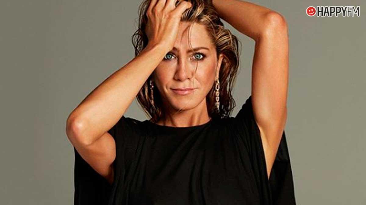 El irreverente gesto de Jennifer Aniston contra el coronavirus