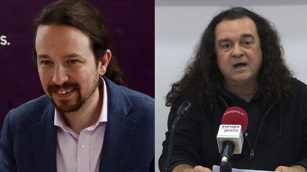 Pablo Iglesias y Fernando Barredo.