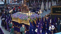 Presentado un informe jurídico para blindar la Semana Santa por ser «un derecho fundamental».